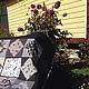 Текстиль, ковры ручной работы. лоскутное одеяло Ретро. Sisters-Atelier Elena. Интернет-магазин Ярмарка Мастеров. Лоскутное одеяло