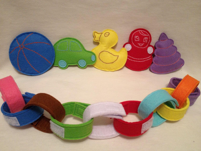 Игрушки из фетра своими руками простые