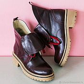 Обувь ручной работы handmade. Livemaster - original item Shoes: Modern
