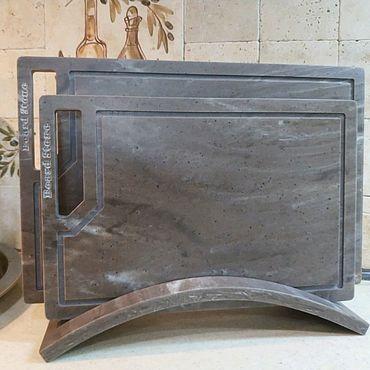 Посуда. Ярмарка Мастеров - ручная работа Разделочные доски из искусственного камня. Handmade.