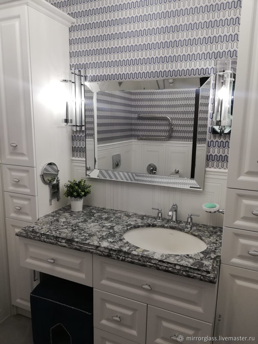 Зеркало в раме, Зеркала, Казань,  Фото №1