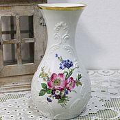 Винтаж ручной работы. Ярмарка Мастеров - ручная работа KPM Germany ручная работа, вазочка для цветов. Handmade.