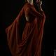 Платья ручной работы. Платье RosenRed. Платья от Nika Everdream. Ярмарка Мастеров. Платье подружки невесты, красное платье