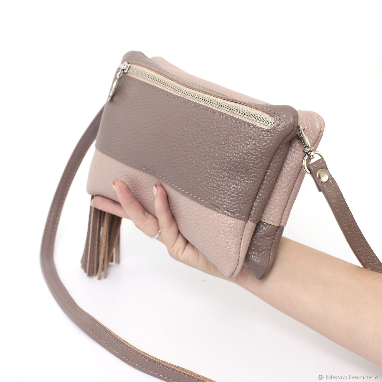 Double shoulder bag, Crossbody bag, Moscow,  Фото №1