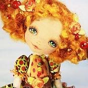 Куклы и игрушки ручной работы. Ярмарка Мастеров - ручная работа Чаровница Осень. Handmade.