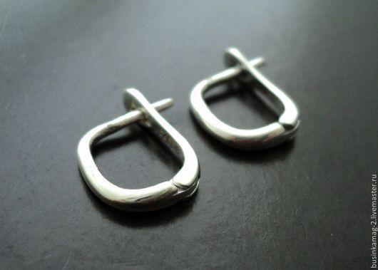 Для украшений ручной работы. Ярмарка Мастеров - ручная работа. Купить Швензы серебро 925 проба, пр-во Таиланд 14мм. Handmade.