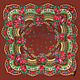 Платок; Платочная ткань. Ткани. ИРА+7968 260 30 99 WatsApp,Viber,тел. Ярмарка Мастеров.  Фото №5