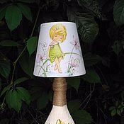 Для дома и интерьера ручной работы. Ярмарка Мастеров - ручная работа Ночник для девочки. Handmade.