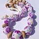 """Слингобусы ручной работы. Ярмарка Мастеров - ручная работа. Купить Слингобусы из текстиля """"весна"""". Handmade. Слингобусы, хлопок, Дуб"""