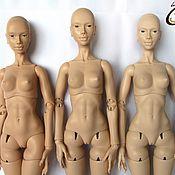 Куклы и игрушки ручной работы. Ярмарка Мастеров - ручная работа Кукла Бланк, Авторская шарнирная кукла. Полиуретан. Handmade.