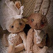Куклы и игрушки ручной работы. Ярмарка Мастеров - ручная работа Кролики...это  вам не это..... Handmade.