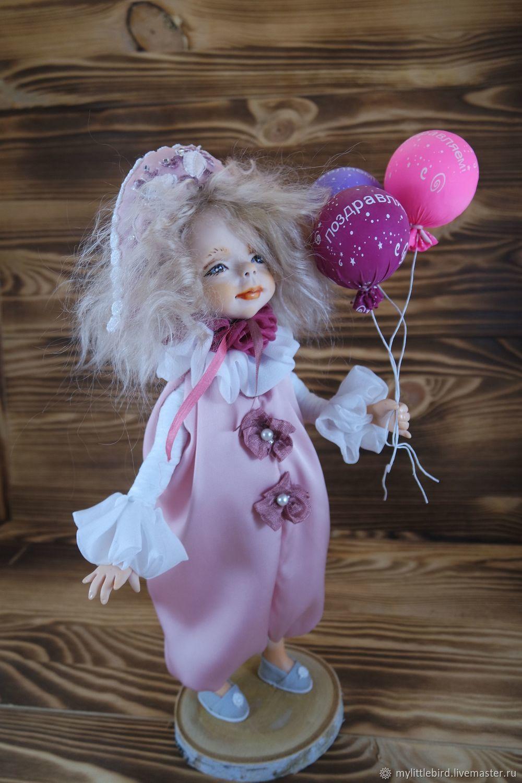 поздравление подарок кукла практичные варианты