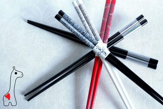 Другие виды рукоделия ручной работы. Ярмарка Мастеров - ручная работа. Купить Палочки китайские.. Handmade. Китайские палочки, заколка