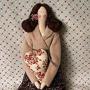 Куклы и игрушки ручной работы. Ярмарка Мастеров - ручная работа Тильда Кармелита. Handmade.
