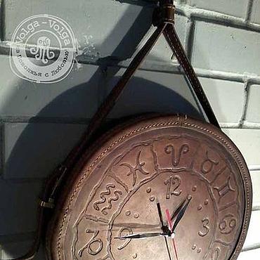Для дома и интерьера ручной работы. Ярмарка Мастеров - ручная работа Часы  ЛОФТ. Handmade.