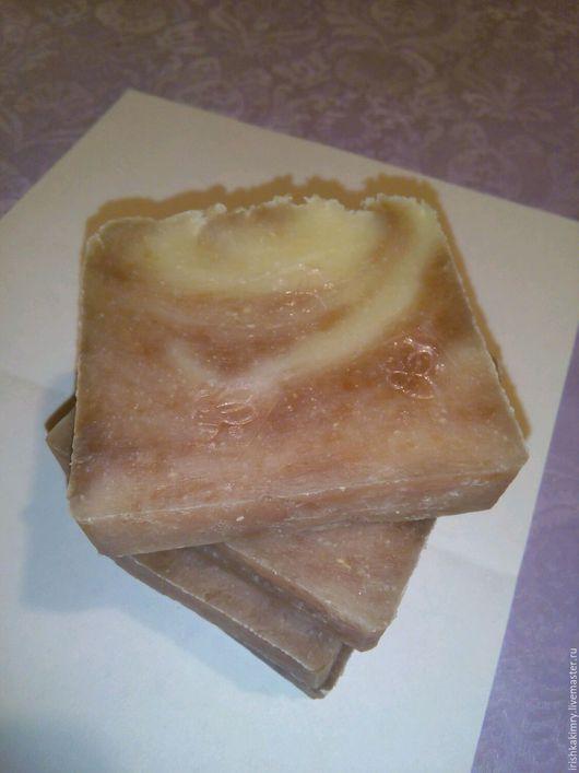 """Мыло ручной работы. Ярмарка Мастеров - ручная работа. Купить Мыло с нуля медово-ванильное """"Медовый месяц"""". Handmade. Мыло"""