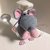 Мягкие игрушки ручной работы. Ярмарка Мастеров - ручная работа Мягкие игрушки: Рататуй. Handmade.