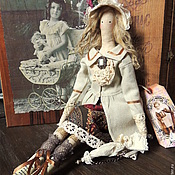 """Куклы и игрушки ручной работы. Ярмарка Мастеров - ручная работа Текстильная кукла Тильда  """" Анжелика"""". Handmade."""