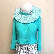 Одежда handmade. Livemaster - original item Linen suit