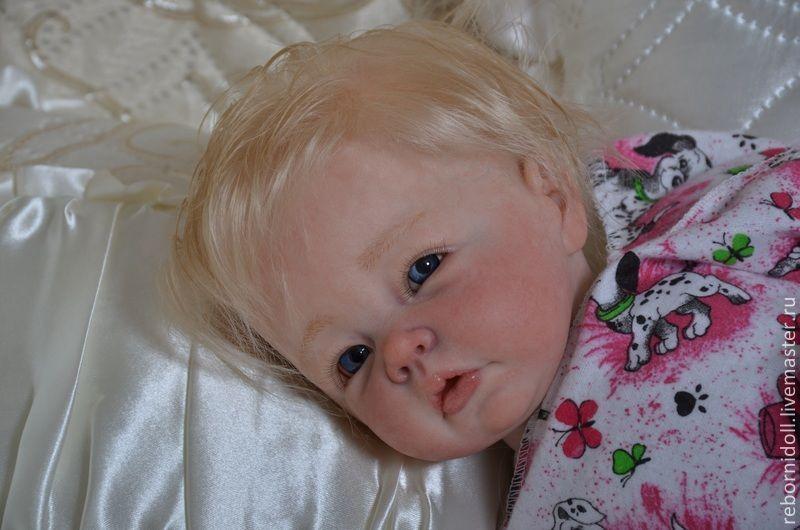 Куклы-младенцы и reborn ручной работы. Ярмарка Мастеров - ручная работа. Купить Кукла реборн Эванджелина. Handmade. Кукла реборн