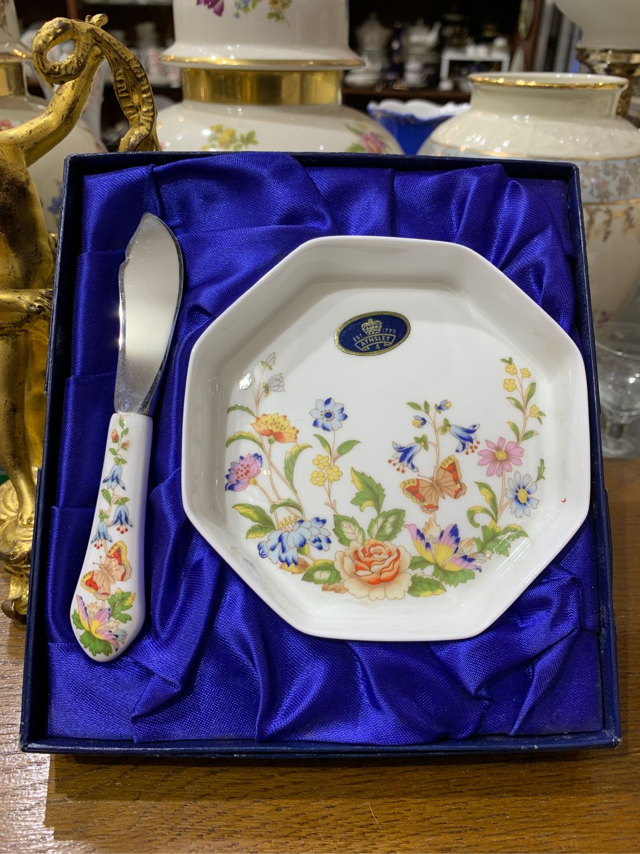 Ansley Butter Gift Set, England, 1990-gg (5122), Vintage kitchen utensils, Tyumen,  Фото №1