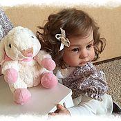 Куклы и игрушки ручной работы. Ярмарка Мастеров - ручная работа Кукла реборн Princess Charlotte (Принцесса Шарлотта) от скульптора. Handmade.