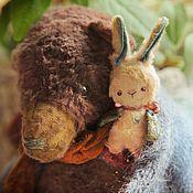 Куклы и игрушки ручной работы. Ярмарка Мастеров - ручная работа Друг,который никогда не предаст.... Handmade.