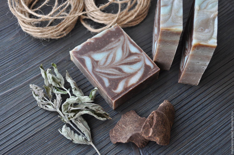 шоколадная мята