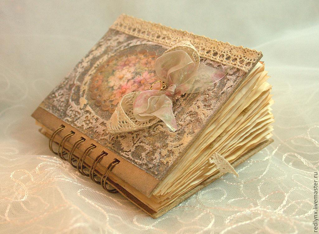 The notebook 'Romantic mood', Notebooks, St. Petersburg,  Фото №1