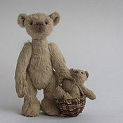 Куклы и игрушки ручной работы. Ярмарка Мастеров - ручная работа Отец и сын. Handmade.