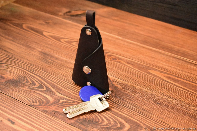 Ключница, маленькая ключница, чехол для ключей, брелок для ключей