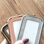 Материалы для творчества handmade. Livemaster - original item Pocket mirror, base Art. ZK08. Handmade.