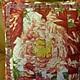 Текстиль, ковры ручной работы. Заказать Наволочка на подушку Роза. Надежда (nadiv). Ярмарка Мастеров. Наволочка, подарок девушке