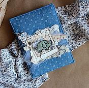 Канцелярские товары ручной работы. Ярмарка Мастеров - ручная работа Babybook - мамины заметки +бесплатная доставка. Handmade.
