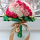 Свадебные цветы ручной работы. Букет невесты. Лариса Цветочкина (larapolt). Интернет-магазин Ярмарка Мастеров. Букет невесты