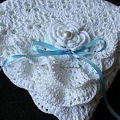 Для дома и интерьера handmade. Livemaster - original item blanket for a newborn baby No. 6. Handmade.