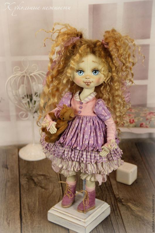 Коллекционные куклы ручной работы. Ярмарка Мастеров - ручная работа. Купить Любушка . Кукла авторская . Кукла ручной работы .. Handmade.