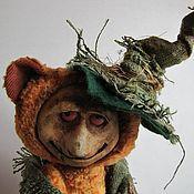 Куклы и игрушки ручной работы. Ярмарка Мастеров - ручная работа Ведьмедь Джек. Handmade.