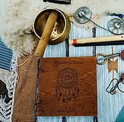 Свадебный салон handmade. Livemaster - original item Book wishes wooden. Dreamcatcher. Handmade.