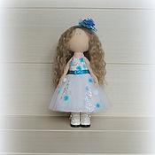 Куклы и игрушки handmade. Livemaster - original item Doll, Textile, Interior Copyright. Nastya.. Handmade.