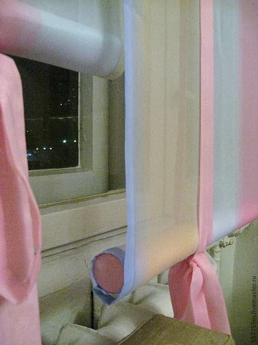 """Текстиль, ковры ручной работы. Ярмарка Мастеров - ручная работа. Купить Шторы  """"Радуга"""". Handmade. Шторы, комплект штор, для детской"""