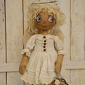 Куклы и игрушки ручной работы. Ярмарка Мастеров - ручная работа Ангел. Текстильная кукла.. Handmade.