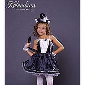 Работы для детей, ручной работы. Ярмарка Мастеров - ручная работа карнавальный костюм кошки чёрный-68. Handmade.