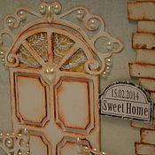 Сувениры и подарки ручной работы. Ярмарка Мастеров - ручная работа Коробочка Magic box Sweet Home. Handmade.