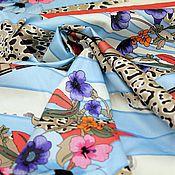 Ткани ручной работы. Ярмарка Мастеров - ручная работа Хлопок с вискозой   Италия. Handmade.