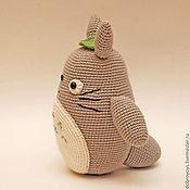 Мягкие игрушки ручной работы. Ярмарка Мастеров - ручная работа Тоторо. Handmade.