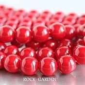 Beads1 handmade. Livemaster - original item 130 - DECOR ceramic BEADS-10mm. Handmade.