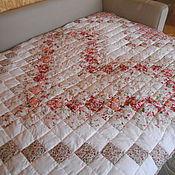 лоскутное одеяло в стиле пэчворк