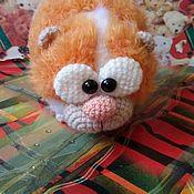 Мягкие игрушки ручной работы. Ярмарка Мастеров - ручная работа Игрушки: Морская свинка. Handmade.