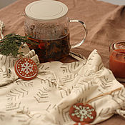 Для дома и интерьера handmade. Livemaster - original item Pouch for storage of linen. Packaging. Acomadate. Ecomerce. Handmade.